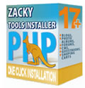 Free and Easy PHP scripts installer